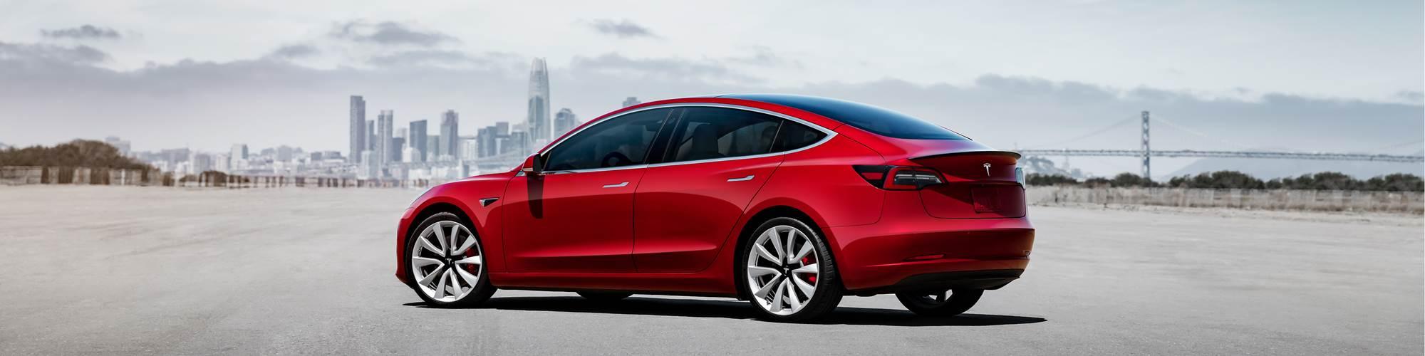 ABG Model 3 Tesla