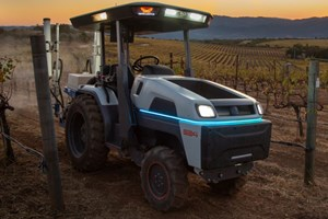 A Business Case for Self-Driving EVs: Farming