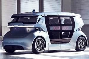 NEVS Targets Flexible Robo-Taxis