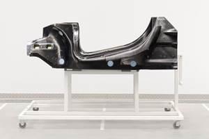 McLaren Readies Lightweight Architecture for Future Hybrid Cars