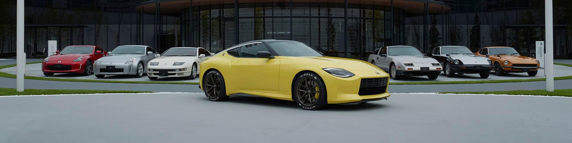 Nissan Z Proto previews next-generation sports car