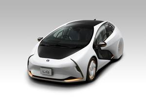 Natural Fiber-Reinforced Composite Developed for Toyota EV Concept