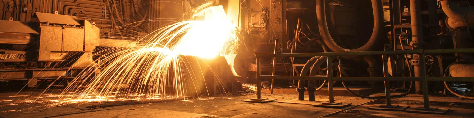 Nucor Electric Arc Furnace