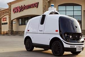 Nuro Partners with CVS on Autonomous Vehicle Tests