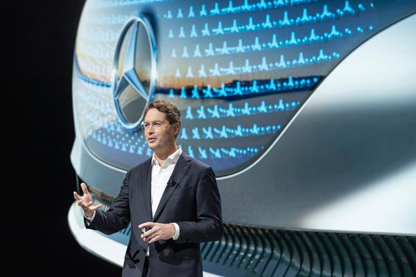 Mercedes Targets Profitable Future with EVs image