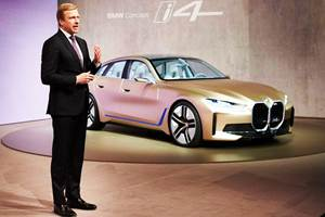 BMW Plots Post-Coronavirus Growth