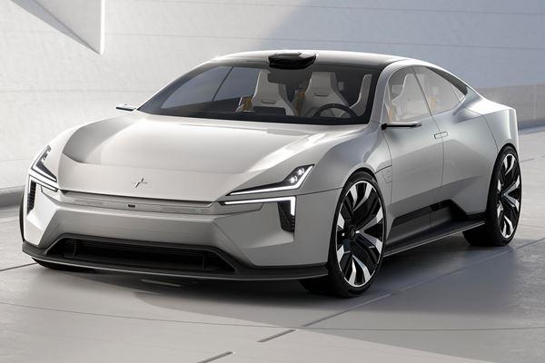 Fastback EV Previews Polestar's Design Direction image
