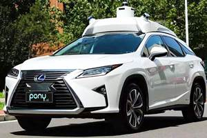 Toyota Invests in Self-Driving Tech Startup