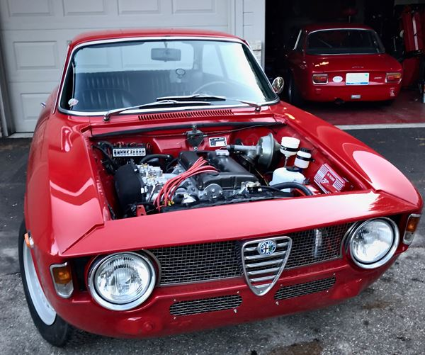 Cars Without Coffee: Ralph Gilles' Alfas image