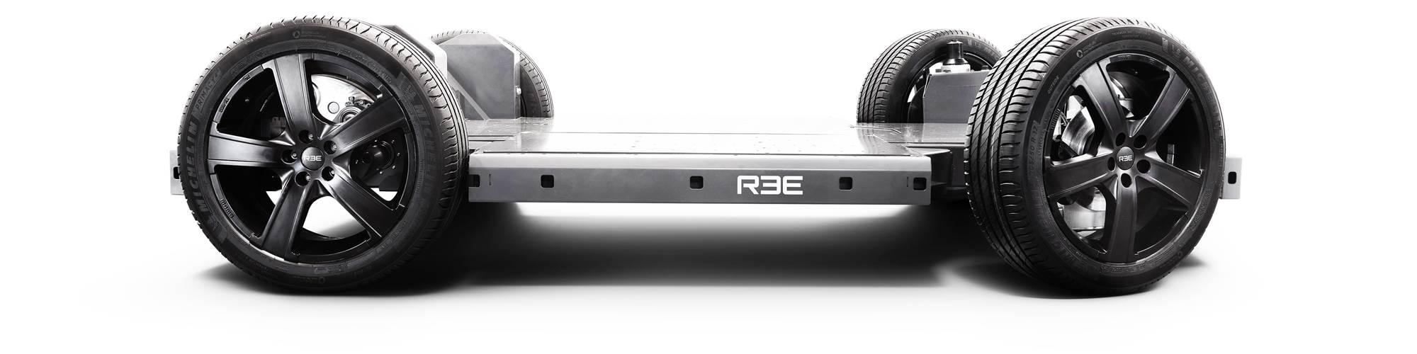 Ree Auto EV platform
