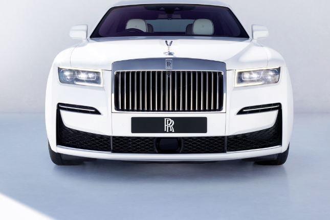 2021 Rolls-Royce Ghost star dashboard