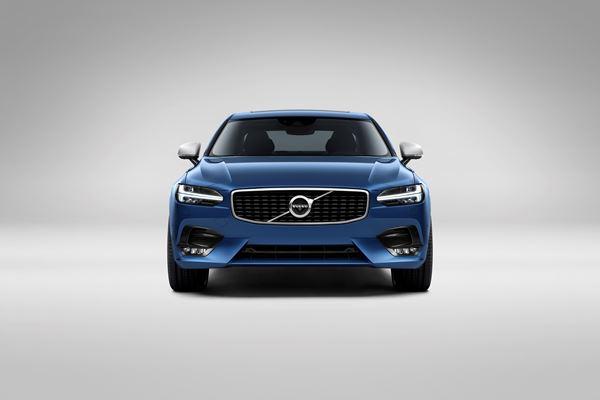 2020 Volvo S90 T6 AWD R-Design image
