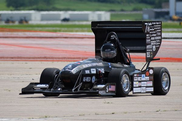 Formula SAE: Racing to Education image