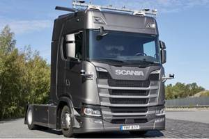 TuSimple Partners with Traton on Self-Driving Trucks