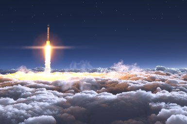 Siemens rocket