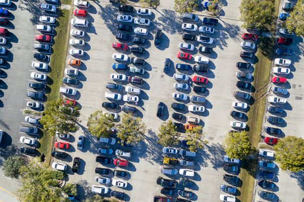 A Problem with Parking image