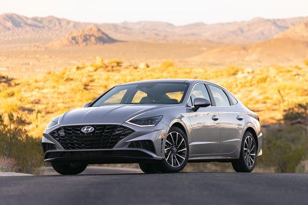 2020 Hyundai Sonata Limited image