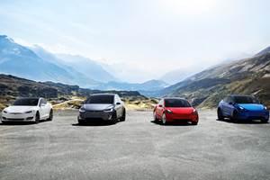 Tesla Notches Another Quarterly Profit