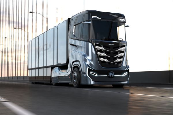 Nikola to Supply 2,500 Electric Trucks for Refuse Collection image