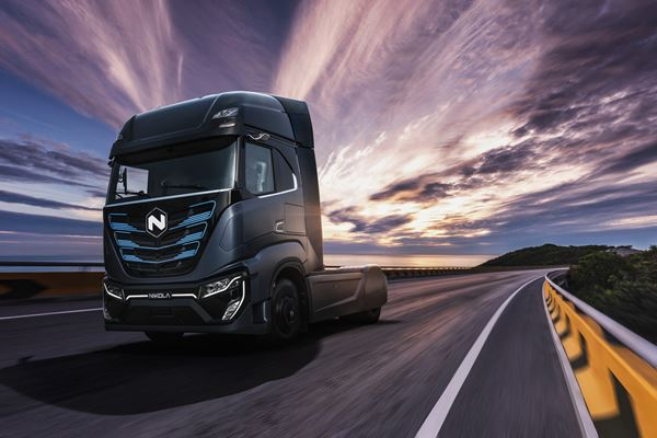 The New Nikola Corporation Announced image