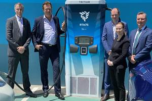 EV Charging Developer Readies Scalable Platform