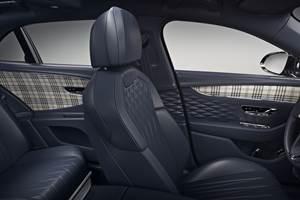 Bentley tweed