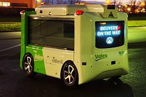 Valeo Scales Up Tech Plans