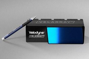Velodyne Readies Low-Cost Solid-State Lidar