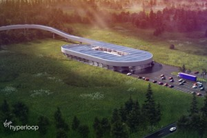 Hyperloop Company to Open Certification Center in W. Virginia