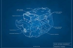 Volvo to Develop Electric Motors Itself