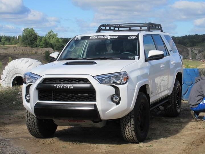 2019 Toyota TRD Pro 4Runner