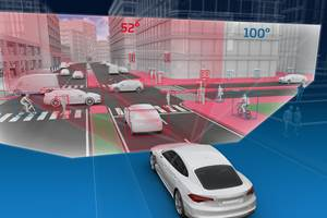 ZF, Mobileye S-Cam 4.8 technology provides a wider field of view