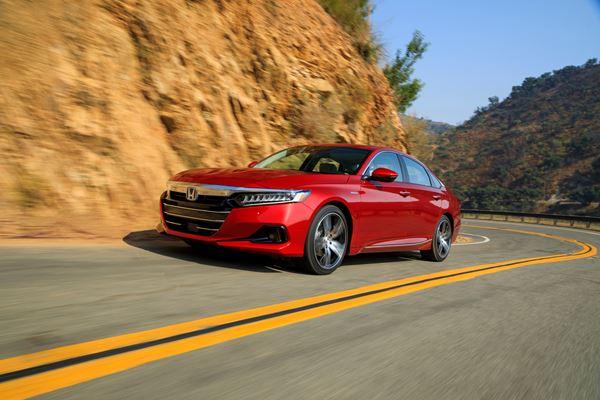 2021 Honda Accord Hybrid Touring image