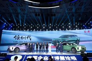 A Quick Look at the Hongqi E-HS9