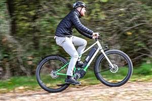 As Easy as Riding an E-Bike