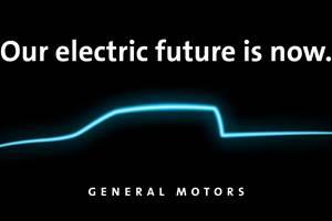 GM Readies New EVs