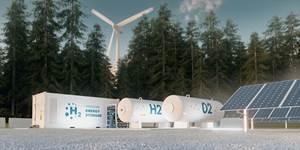 IHS Markit forecasts big increase for green hydrogen. Getty Images
