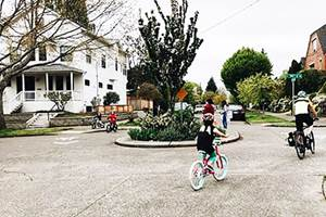 """Seattle's New Normal Includes """"Stay Healthy Streets"""""""
