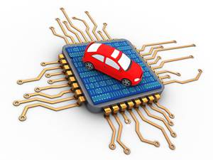 Electrification, ADAS Drive Semiconductor Growth