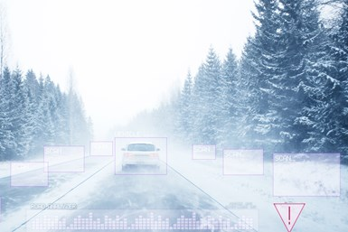 driving sensors