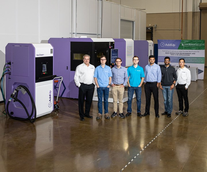 AddUp and ORNL Collaborate