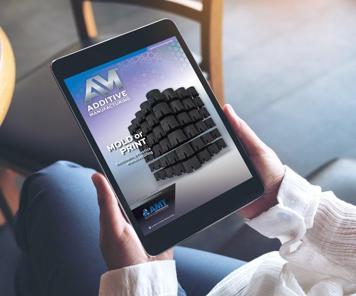 January 2020 Issue of Additive Manufacturing Magazine