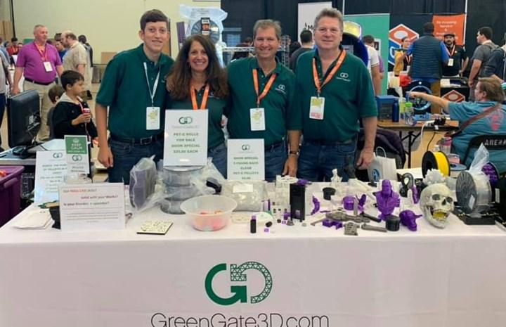 GreenGate3D team