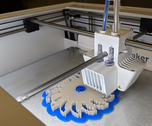 3D printing with Natureworks support and build PLA materials made from Ingeo