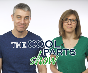 The Cool Parts Show Returns: Season 2 Launches February 17
