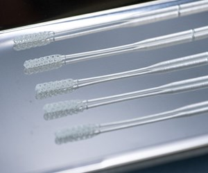 Consortium Aims to Print COVID-19 Test Swabs at Rate of Millions Per Week