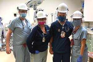 A Hospital's Perspective: TriHealth Receives PPE with 3D Printed Components