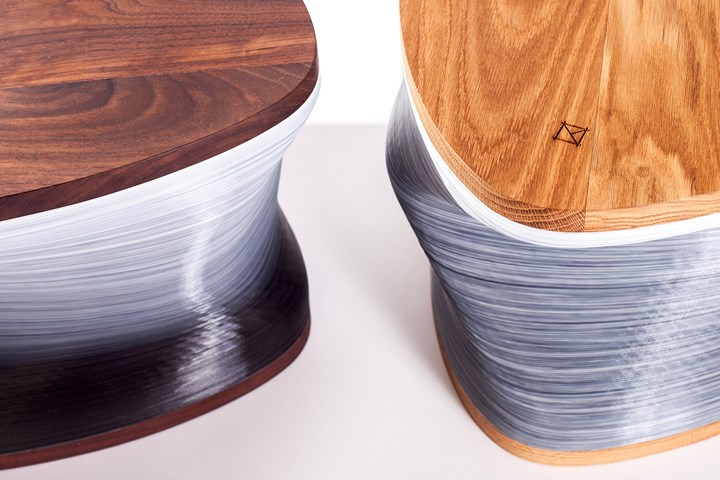 Model No. custom tables with hardwood tops