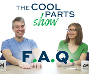 We Answer Your Questions About The Cool Parts Show - Bonus Episode