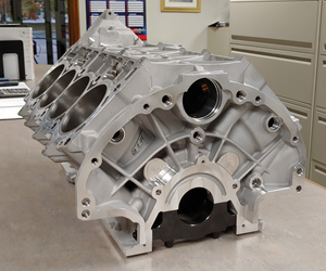 Casting Goes Digital with Sand 3D Printing, Nondestructive Testing